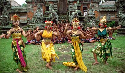 Туры на курорты Индонезии из Тольятти